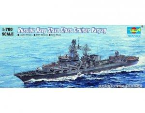 Trumpeter 05721 Russian Slava Class Cruiser Varyag 1/700