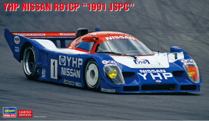 Hasegawa 20502 YHP Nissan R91CP 1991 JSPC 1/24