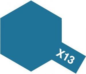 Tamiya X13 Metallic Blue (81513) Acrylic paint 10ml