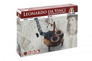 Italeri 3111 Leonardo Da Vinci Pendulum Clock