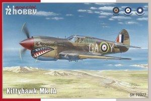 Special Hobby 72377 Kittyhawk Mk. IA 1/72
