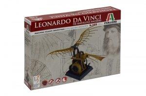 Italeri 3108 Leonardo Da Vinci Macchina Volante (ORNITOTTERO) - Flying Machine (ORNITHOPTER)