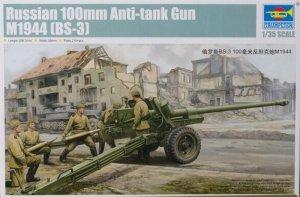 Trumpeter 02331 Russian 100mm Anti-tank Gun M1944 (BS-3) (1:35)
