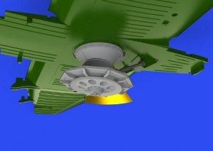 Eduard 672248 Z-37A aerial applicator EDUARD 1/72
