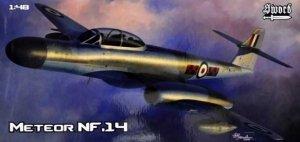 Sword 48011 Gloster Meteor NF.14 1/48