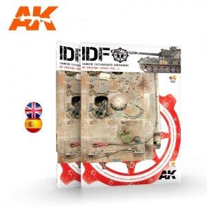 AK Interactive AK 4845 TANKER SPECIAL IDF 02