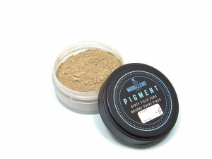 Modellers World MWP012 Pigment: Brudny polny piach (Dirty field sand) 35ml
