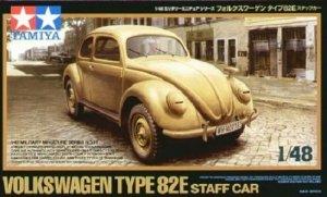 Tamiya 32531 Volkswagen Type 82E Staff Car (1:48)