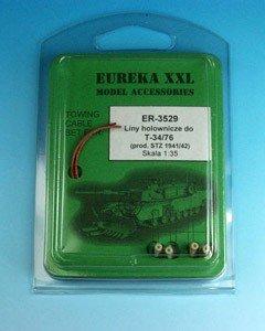 Eureka XXL ER-3529 T-34/76 produkcji STZ mod.1941/42 1:35