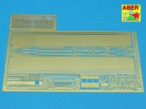 Aber 48028 Czołg KW 1 lub KW 2 wczesne- część 1-zestaw podstawowy (TAM) 1/48