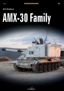 Kagero 0016 AMX - 30 Family EN