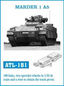 Friulmodel ATL-181 MARDER 1 A5