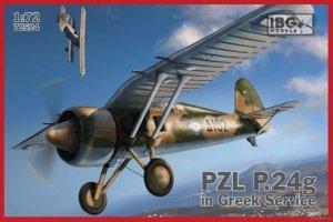 IBG 72524 PZL P.24G in Greek Service 1/72