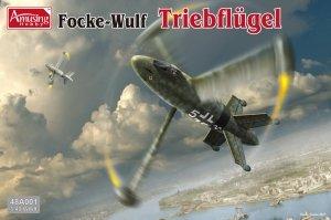 Amusing Hobby 48A001 Focke Wulf Triebflugel 1/48