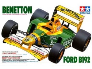 Tamiya 20036 Benetton Ford (1:20)