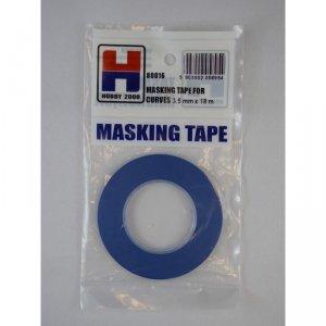 Hobby 2000 80016 Masking Tape For Curves 3,5mm x 18m