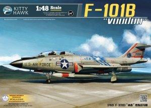 Kitty Hawk 80114 F-101B Voodoo (1:48)