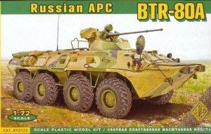 ACE 72172 BTR-80A Russian APC (1:72)