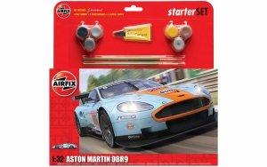 Airfix 50110 Aston Martin DBR9 Starter Set (1:32)