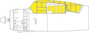 Eduard CX592 Lysander Mk.III for DORA WINGS 1/72