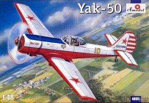 A-Model 04805 Yak-50 1/48
