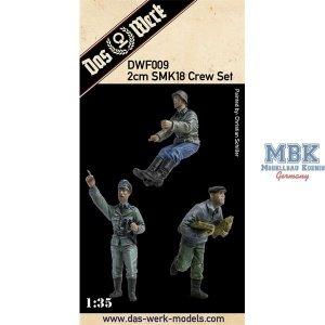 Das Werk DWF009 2cm SMK18 Crew Set 1/35