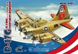 Meng Model mPLANE-001 B-17G Flying Fortress Bomber
