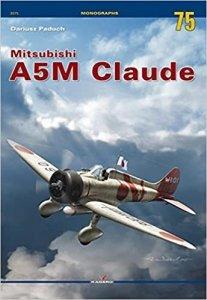 Kagero 3075 Mitsubishi A5M Claude EN