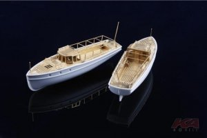 MK1 Design MS-20003 BISMARCK ACCESSORY SET 1/200