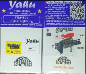 Yahu YMA4891 P-38H Lightning (Tamiya) 1/48