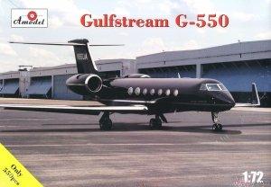 A-Model 72361 Gulfstream G-550 1:72