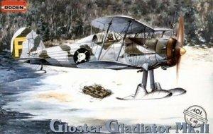 Roden 401 Gloster Gladiator Mk.II (1:48)