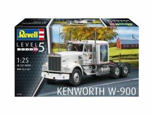 Revell 07659 Kenworth W-900 1/25