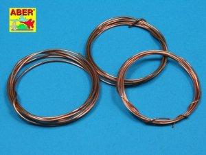 Aber ADZ-02 Wires set (diameter 0,8; 1,0; 1,2 mm , length 1m each)