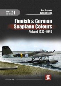 MMP Books 58488 Finnish & German Seaplane Colours. Finland 1939-1945 EN