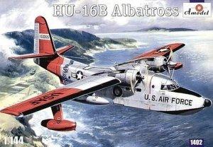 Amodel 01402-01 HU-16B Albatros (decal AM01414) 1/144