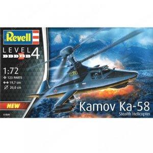 Revell 03889 Kamov Ka-58 Stealth (1:72)
