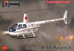 Kovozavody Prostejov KPM0215 Robinson R-44 Raven II. 1/72