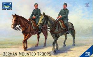 Riich Models RV35038 German Mounted Troops 1/35