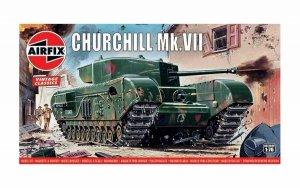 Airfix 01304V Churchill Mk.VII Vintage Classics 1:76