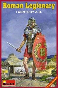 Miniart 16005 ROMAN LEGIONARY I CENTURY A.D. 1/16