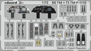 Eduard SS744 F-111D HASEGAWA / HOBBY 2000 1/72