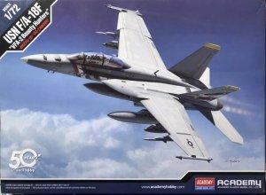 Academy 12567 USN F/A-18F  VFA-2 Bounty Hunters 1/72