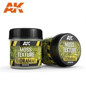 AK Interactive AK 8038 MOSS TEXTURE 100ml