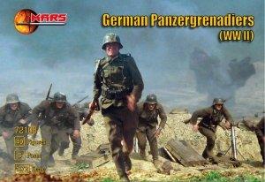 Mars 72108 German Panzergrenadiers (WWII) (1:72)