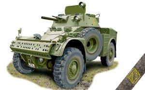 ACE 72455 AML-60 Mortar Carrier (4x4) 1/72
