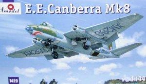 Amodel 01429 E.E. Camberra Mk 8 (1:144)