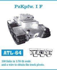 Friulmodel 1:35 ATL-64 PzKpfw. I F