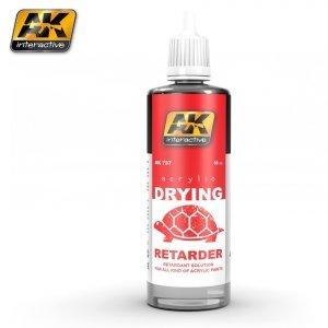 AK Interactive AK 737 Drying Retarder, opóźniacz do akryli 60ml