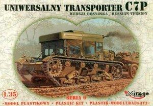Mirage Hobby 35903 C7P Universal tractor (1:35)